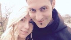 Sara Di Pietrantonio con l'ex fidanzato Vincenzo Paduano