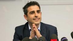 Il sindaco di Parma, Federico Pizzarotti - foto da facebook