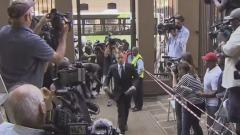 Oscar Pistorius, Corte suprema di Pretoria