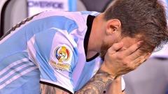 Lionel Messi - foto da twitter