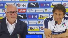 Il saluto commosso di Antonio Conte alla Nazionale - EURO 2016