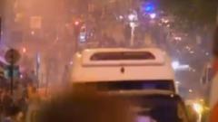 Tafferugli a Parigi