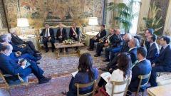 60° anniversario di Marcinelle: il Presidente Mattarella incontra delegazione abruzzese
