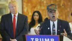Trump - Al Baldasaro