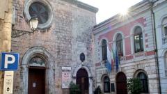 Palazzo del municipio di Isernia - palazzo San Francesco