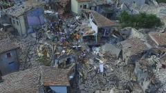 zone devastate dal sisma