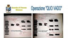 """GdF, operazione """"Quo Vado"""""""
