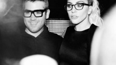 Lady Gaga e Brandon Maxwell