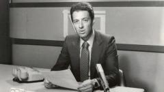 1978 GBR, Franco Alfano conduce il telegiornale dell'emittente