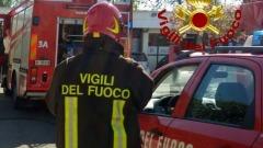 Vigili del fuoco - foto di repertorio