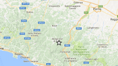 Terremoti registrati dall'INGV