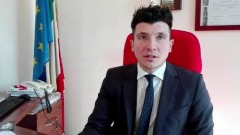 Il sindaco di Farindola, Ilario Lacchetta