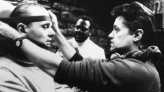 """Jonathan Demme sul set de """"Il silenzio degli innocenti"""""""