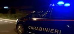 Donna aggredita in via della Bonifica, salvata dall'intervento dei carabinieri