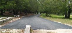 Dietro l'asfalto nel parco, si cela progetto per nuovi impianti di risalita