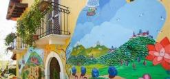 """La magia dei murales torna a Azziano di Tossicia con la sedicesima edizione de """"I muri raccontano"""""""