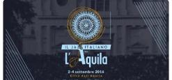 """""""Il jazz italiano per L'Aquila"""" dal 2 al 4 settembre"""