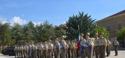 Iovinelli guida Nono Reggimento Alpini