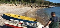 Natanti abbandonati sul litorale marittimo, bonifica sulle spiagge del vastese