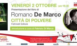Il Giallo Poliziesco di Romano de Marco al Centro d'Abruzzo