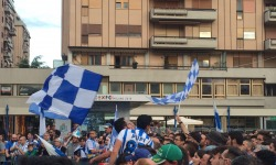 Il Pescara Torna in Serie A. Festa nel Capoluogo Adriatico
