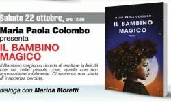 """Il Premio Flaiano Maria Paola Colombo ad """"A Tu Per Tu Con L'Autore"""" con """"Il Bambino Magico"""""""