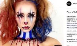 Ecco il Trucco Più Terrificante e Sexy per la Notte di Halloween