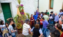 Presentata terza edizione del Tour della Spallata, Danza popolare e riti per il 1 maggio