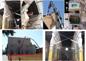 Monitoraggio strutturale della Basilica di S. Maria di Collemaggio