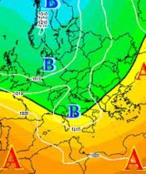 Maltempo: arriva 'Calipso', il ciclone porterà pioggia, neve e bora