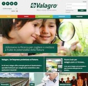 La Valagro di Atessa si aggiudica il premio internazionale per sito giardinaggio