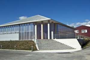 Auditorium Shigeru Ban