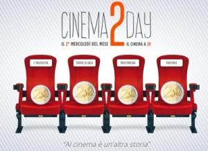 Cinema a Due Euro, Ecco la Prossima Data da Segnare
