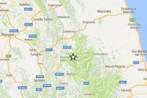 Continua a tremare il Centr'Italia, scossa di 4.3 a Macerata