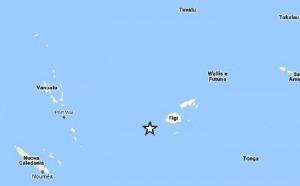 Scossa 6.9 a largo delle Figi, allarme tsunami