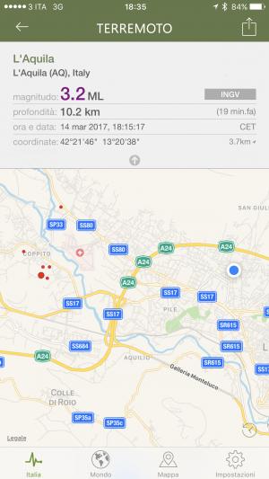 Terremoto, la terra trema ancora nel capoluogo abruzzese L'Aquila