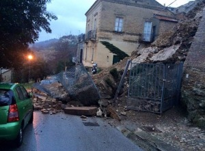 Dissesto Idrogeologico, #CRESA: L'#Abruzzo tra le prime regioni per superficie, a rischio #frana