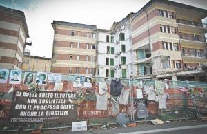 """Casa dello Studente, A 8 anni dal Sisma la demolizione, al suo posto un """"Memorial"""""""