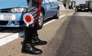 Prevenzione e repressione furti auto, la polstrada di Chieti recupera auto rubata, un arresto