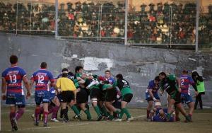 L'Aquila Rugby ospita il Catania: sfida salvezza domani al Fattori