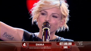 Emma Marrone: l'ascesa di una star