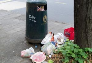 """Avezzano, contro l'abbandono di rifiuti scatta l'ordinanza """"anti busta selvaggia"""""""