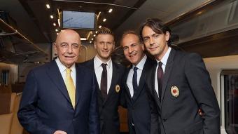 Porta in Faccia ad Inzaghi. Berlusconi Vuole Ancelotti, ma Galliani non Convince l'ex Real