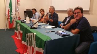 """Antonio Razzi (FI) Spara a Zero su Nazario Pagano: """"Faccia di bronzo tanto marmorea quanto giuliva"""""""