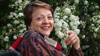 """Lina Di Carlo autrice del libro """"Just Watch Me! My Life Story"""" che ha commosso il Canada"""