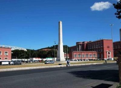 L'Obelisco al Foro Italico fa Apologia di Fascismo