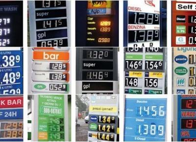 Carburanti, stop agli aumenti