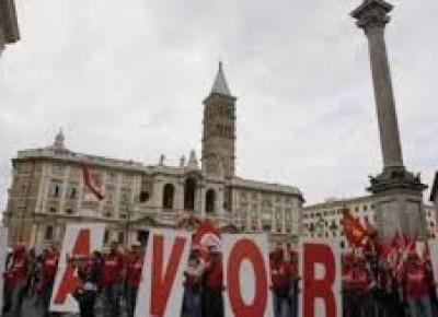 Istat: oltre un milione di famiglie senza lavoro, in 970mila è occupata solo la donna