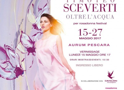 """Oltre l'Acqua - Litorali di Luce"" - Aurum Pescara, 15/27 maggio"