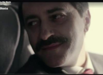 Docufilm sulla Strage di Capaci, l'attore abruzzese Corrado Oddi nel ruolo di Falcone